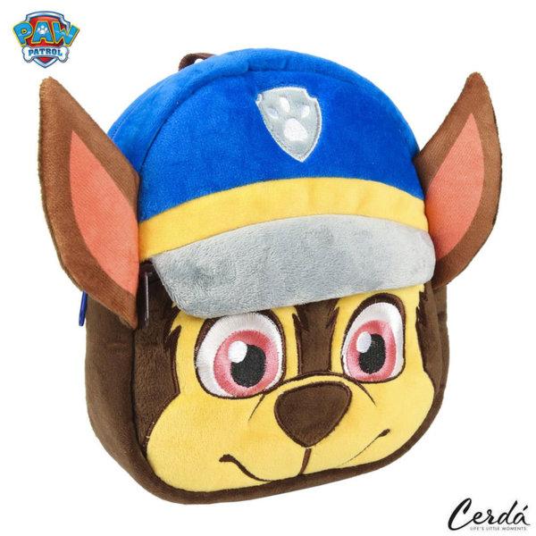 Paw Patrol Плюшена раница за детска градина Пес Патрул 2100002448