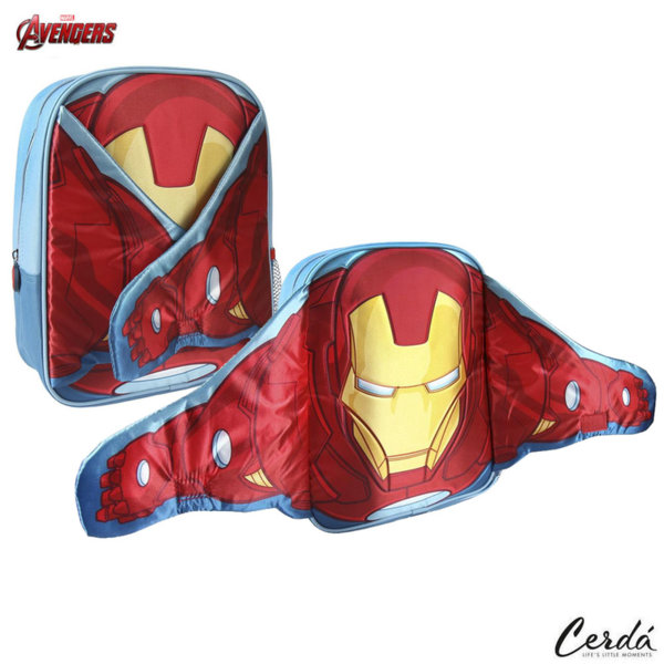 Marvel Avengers Раница за детска градина Железния човек 2100002471