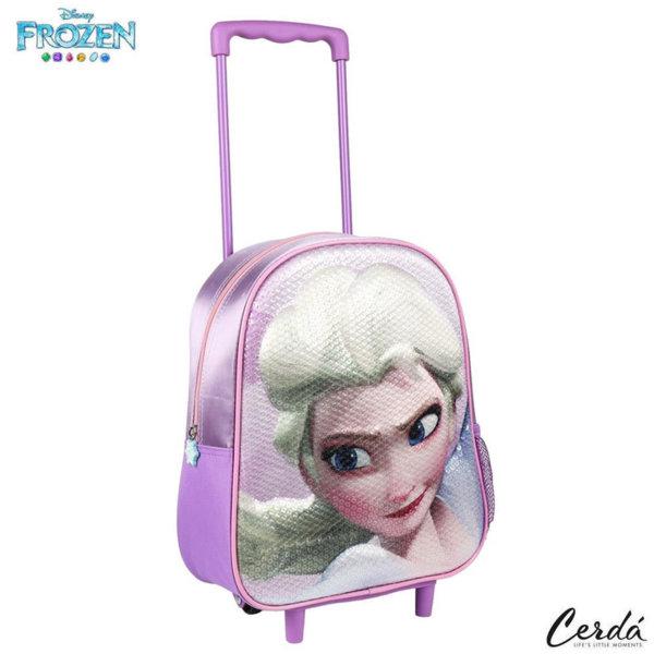 Disney Frozen Раница за детска градина 3D тролей Замръзналото кралство 2100002660