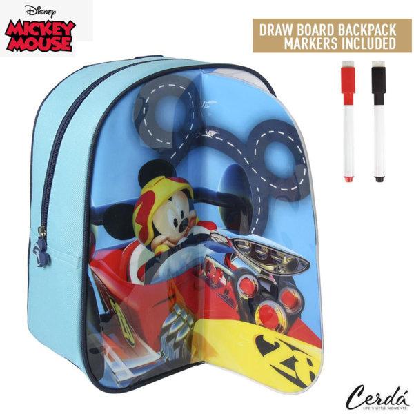 Disney Mickey Mouse Детска раница за оцветяване с маркери Мики Маус 2100002222