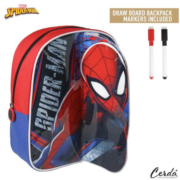 Spiderman Детска раница за оцветяване с маркери Спайдърмен 2100002224