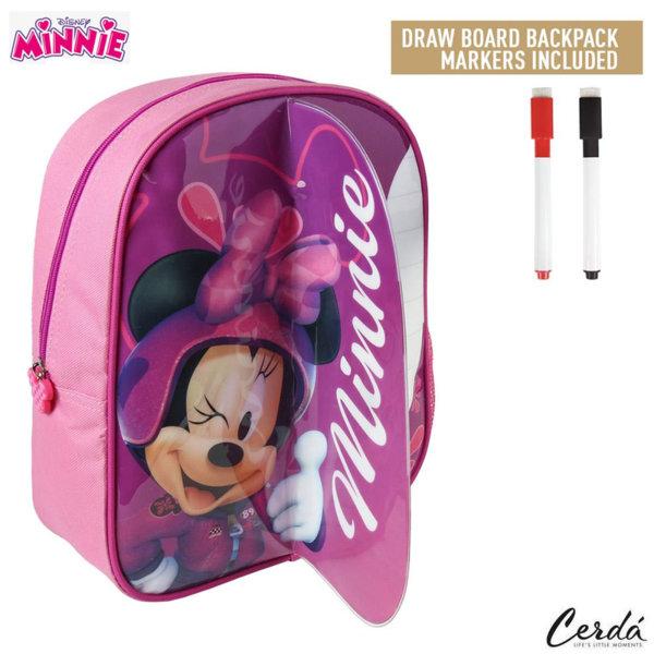 Disney Minnie Mouse Детска раница за оцветяване с маркери Мини Маус 2100002226