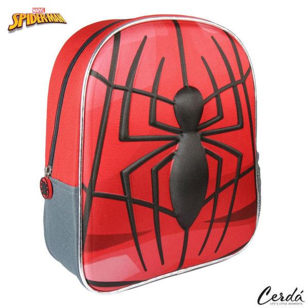 Spiderman Раница за детска градина 3D Спайдърмен 2100002089