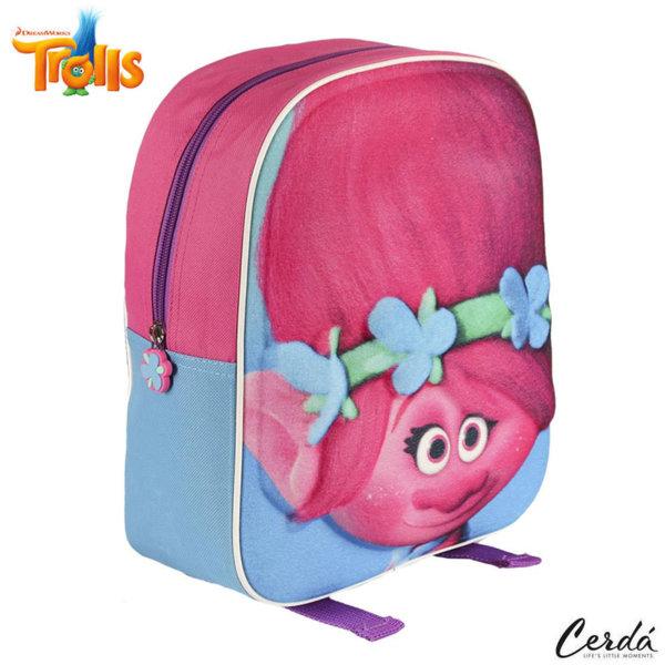 Trolls Раница за детска градина 3D Тролчета 2100001571