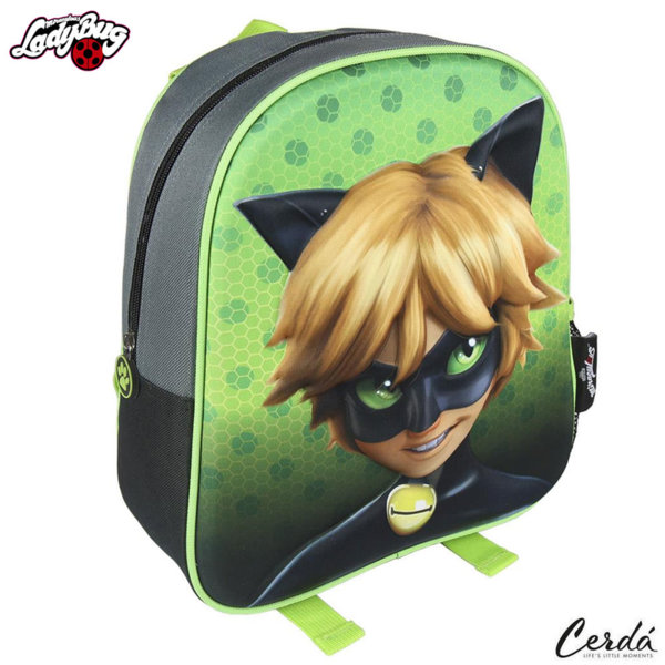 LadyBug Раница за детска градина Cat Noir 2100002070