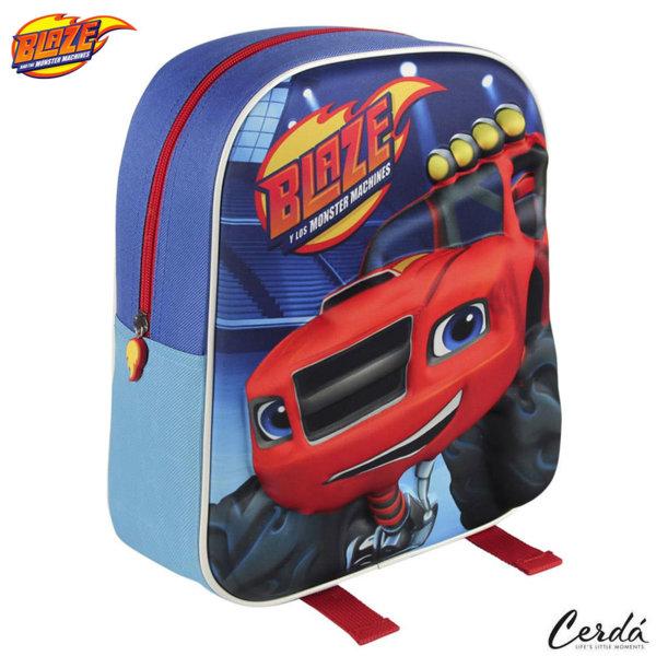 Blaze and The Monster Machines Раница за детска градина Пламъчко 2100001563