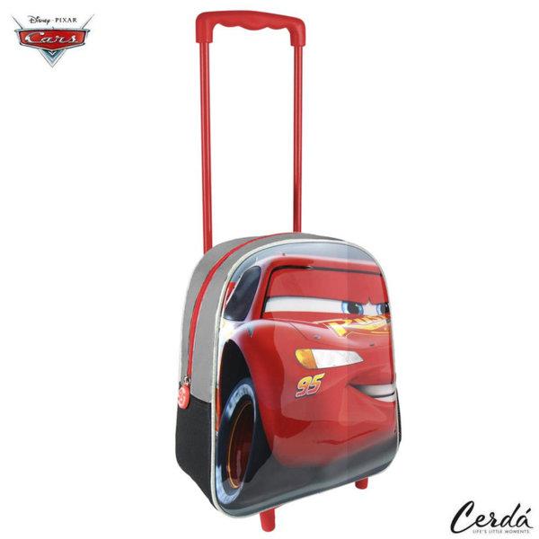 Disney Cars Раница за детска градина 3D тролей Колите 2100002284