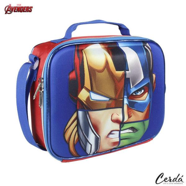 Marvel Avengers Термо чанта за закуски 3D Отмъстителите 2100002132