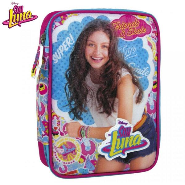 Disney Soy Luna Ученически несесер, зареден 46195