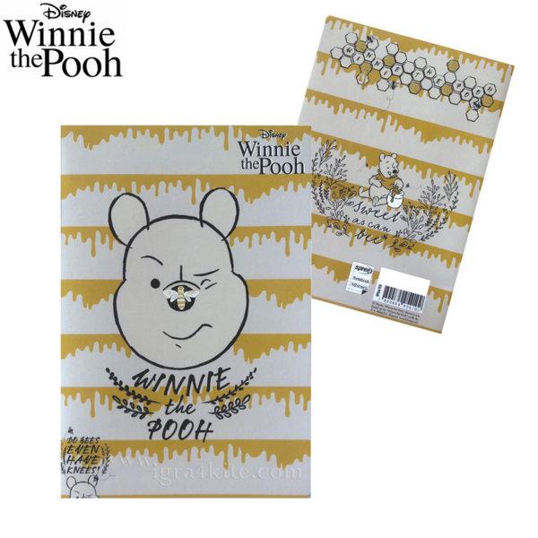 Disney Winnie the Pooh Тетрадка А5 Мечо Пух 40л 95410
