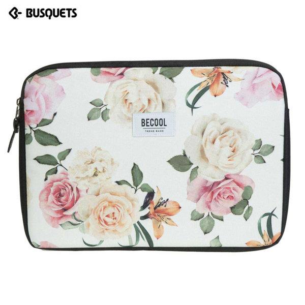 "Busquets Becool Roses Калъф за лаптоп 13,3"" 23727"