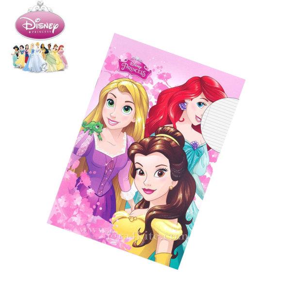 Disney Princess Тетрадка B5 40 листа Дисни Принцеси 17309