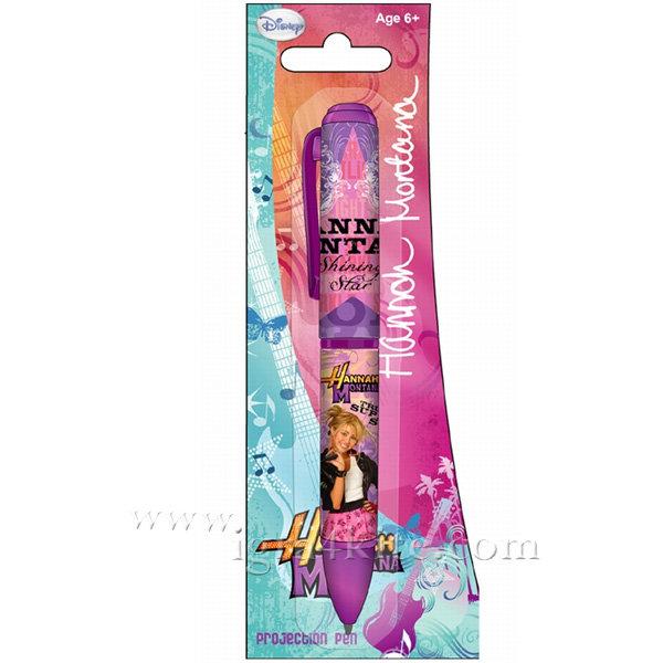 Disney Hannah Montana - Прожекционна химикалка Ханна Монтана 06801262B