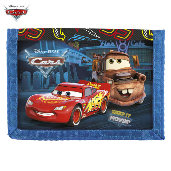 Disney Cars Детско портмоне Колите 67497