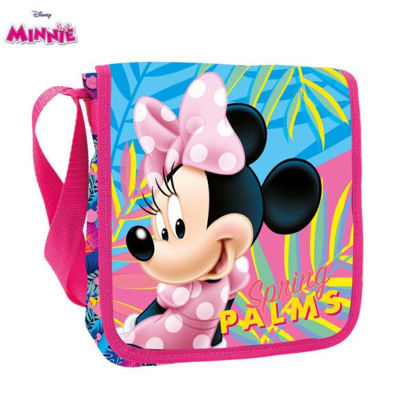 Disney Minnie Mouse Малка чанта за носене на рамо Мини Маус 66872
