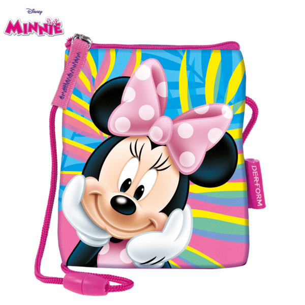 Disney Minnie Mouse Портмоне за врат Мини Маус 66841