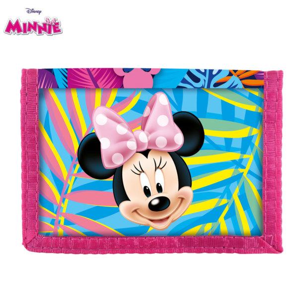 Disney Minnie Mouse Детско портмоне Мини Маус 66834
