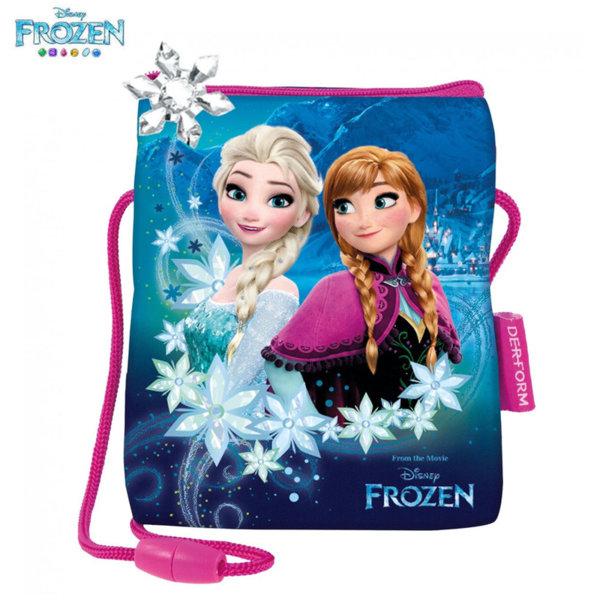 Disney Frozen Портмоне за врат Замръзналото кралство 66575