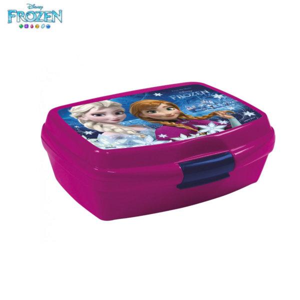 Disney Frozen Кутия за закуски Замръзналото кралство 66582
