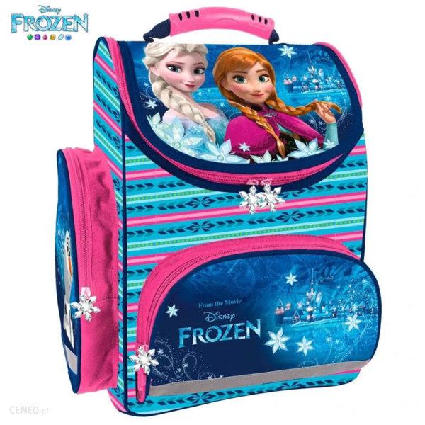 Disney Frozen Ученическа ергономична раница кутия Замръзналото кралство 66605