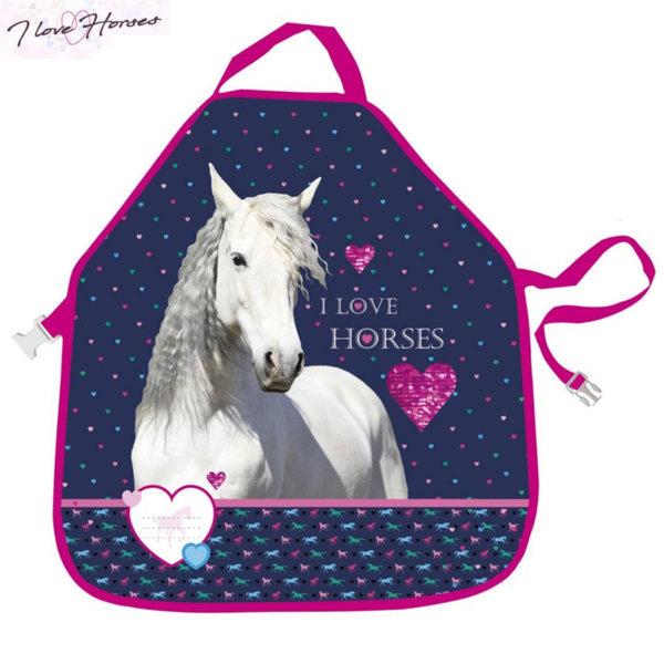 Derform I Love Horses Престилка за рисуване 66933