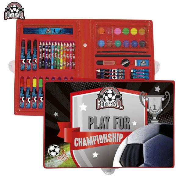 Derform Football Комплект за рисуване 68609