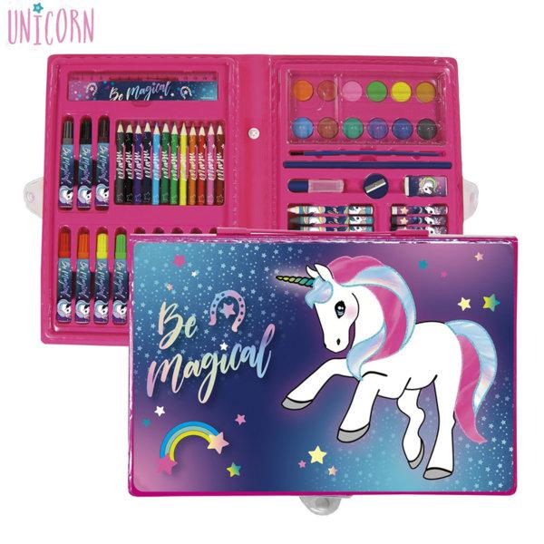 Derform Unicorn Комплект за рисуване Еднорог 68593