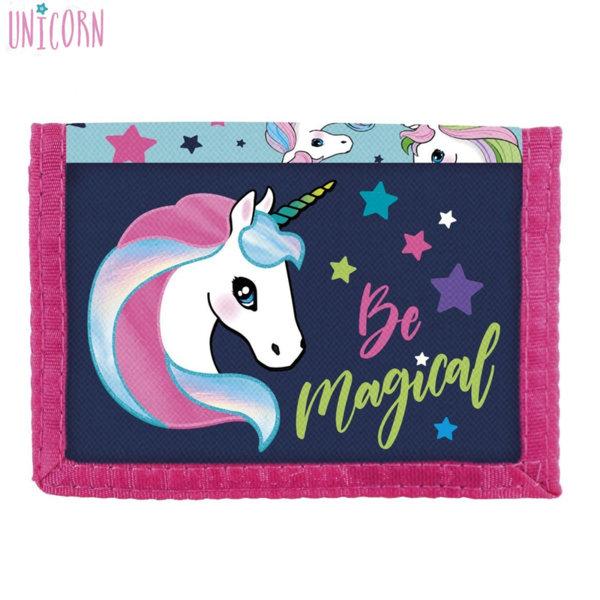 Derform Unicorn Детско портмоне Еднорог 66438