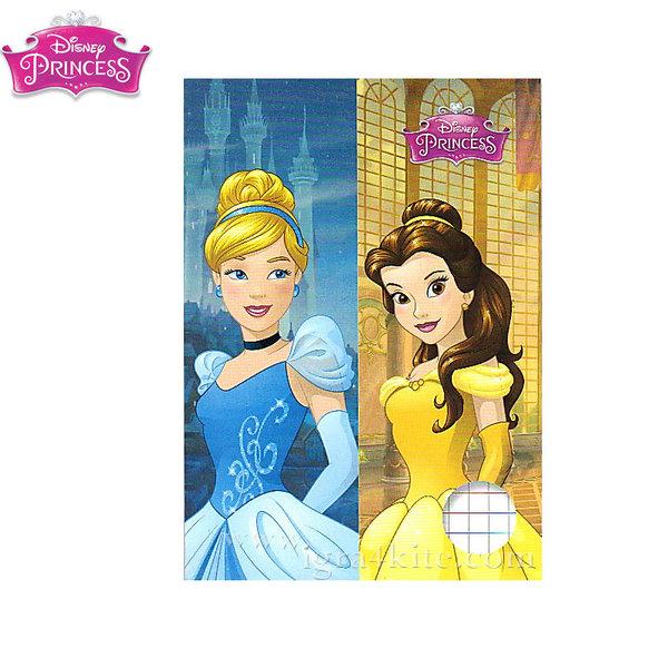 Disney Princess Тетрадка A5 комплект 5 броя Принцеси 186430