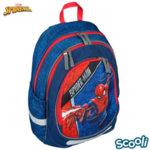 Scooli Spiderman Ергономична ученическа раница Спайдърмен 84765