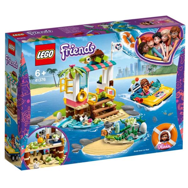 Lego 41376 Friends Мисия за спасяване на костенурки