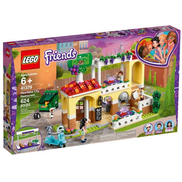 Lego 41379 Friends Ресторант Хартлейк Сити