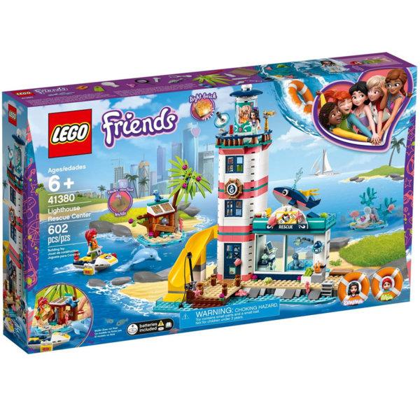Lego 41380 Friends Спасителен център във фара