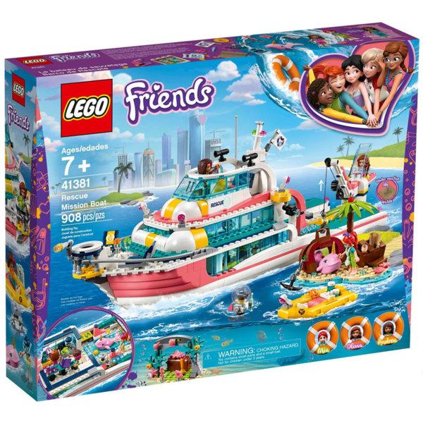 Lego 41381 Friends Лодка за спасителни мисии