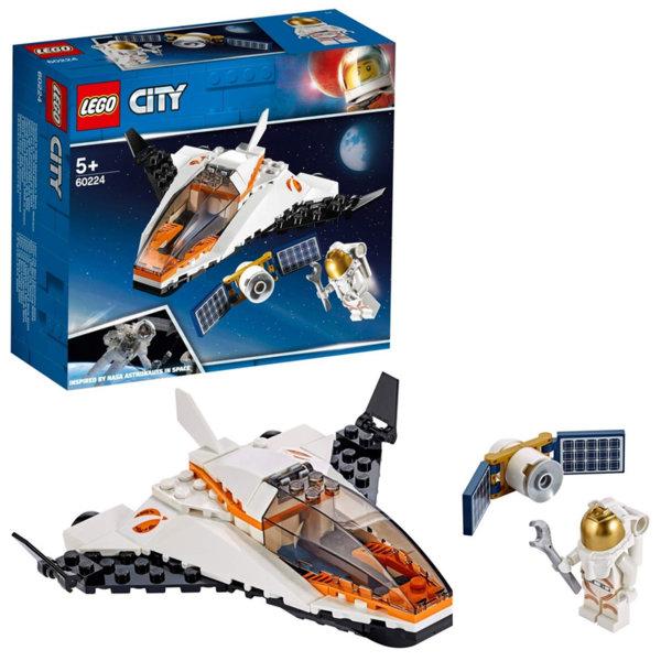Lego 60224 City Мисия за ремонт на сателит, Mars Expedition
