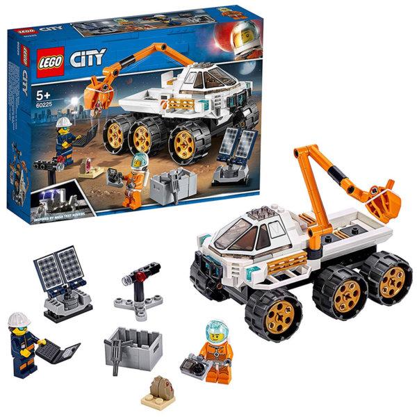 Lego 60225 City Тестдрайв на роувър, Mars Expedition
