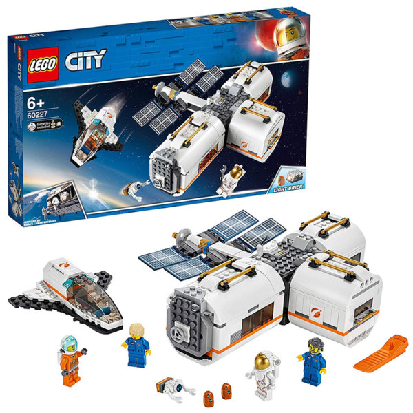 Lego 60227 City Лунна космическа станция, Mars Expedition