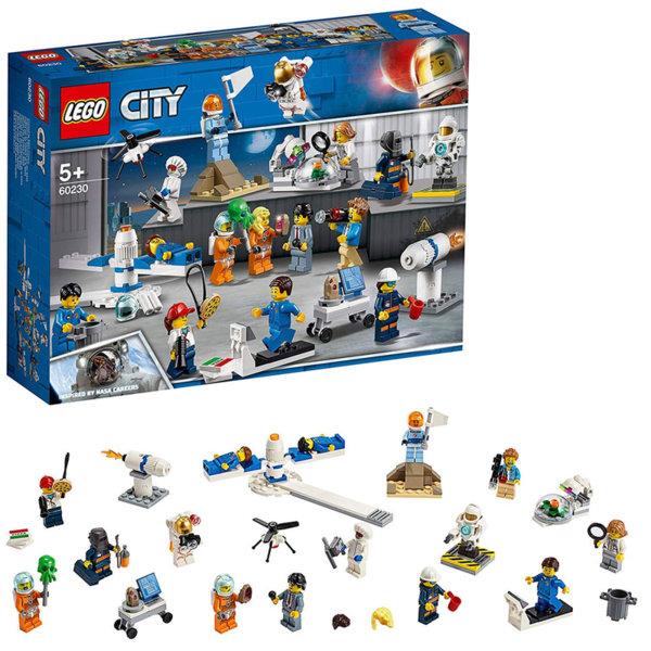 Lego 60230 City Пакет с хора Космическо изследване и развитие, Mars Expedition