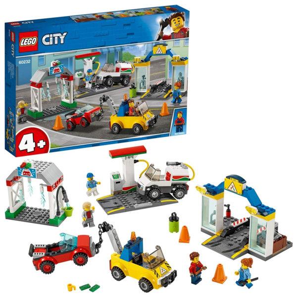 Lego 60232 City Гаражен център