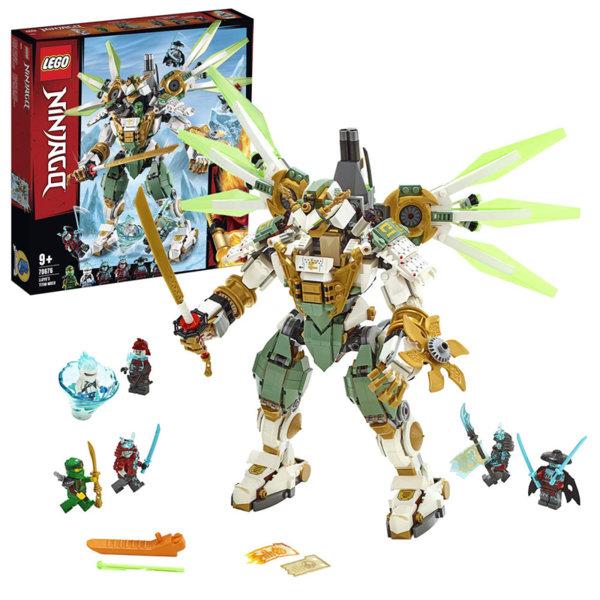 Lego 70676 Ninjago Роботът титан на Lloyd