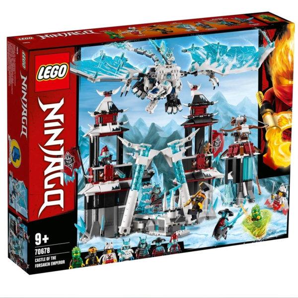 Lego 70678 Ninjago Замъкът на изоставения император