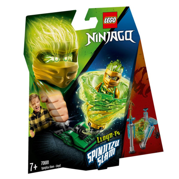 Lego 70681 Ninjago Спинджицу Слам Лойд