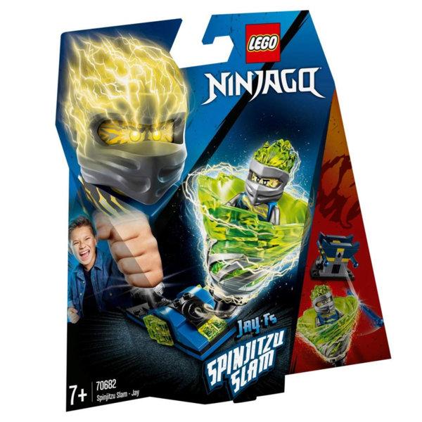 Lego 70682 Ninjago Спинджицу Слам Джей