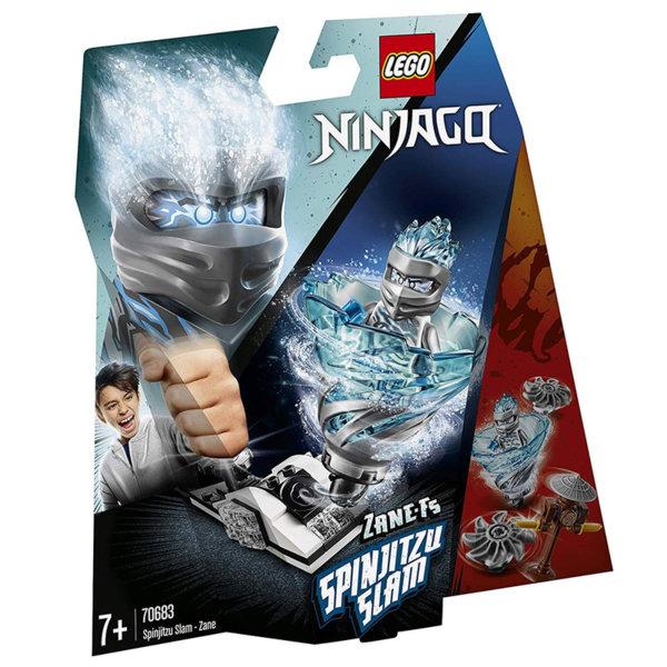 Lego 70683 Ninjago Спинджицу Слам Зейн