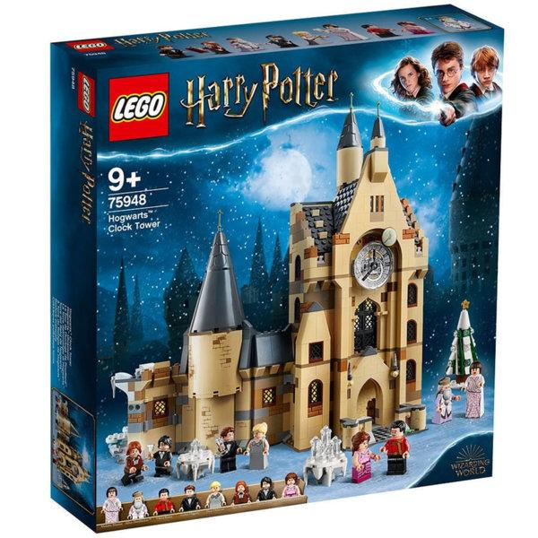 Lego 75948 Harry Potter™ Часовниковата кула на Хогуортс