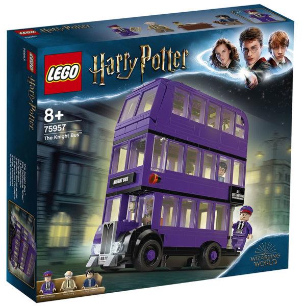 Lego 75957 Harry Potter™ Автобус Среднощният рицар