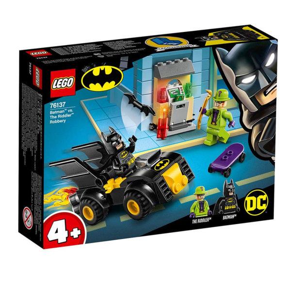 Lego 76137 Super Heroes Batman Батман срещу Гатанката - обир