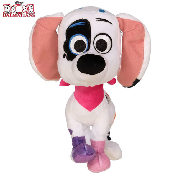 Disney 101 Далматинци плюшена играчка ДаВинчи 25см 1800205