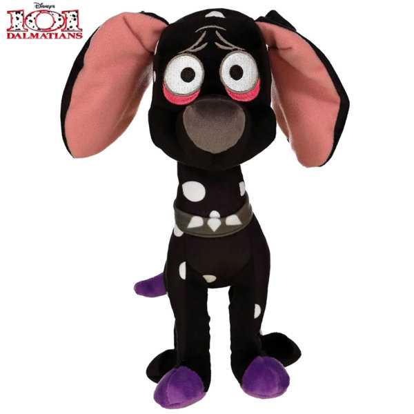 Disney 101 Далматинци плюшена играчка Данте 25см 1800204