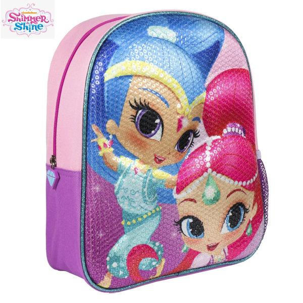 Shimmer & Shine Раница за детска градина 3D Искрица и Сияйница 2100002444